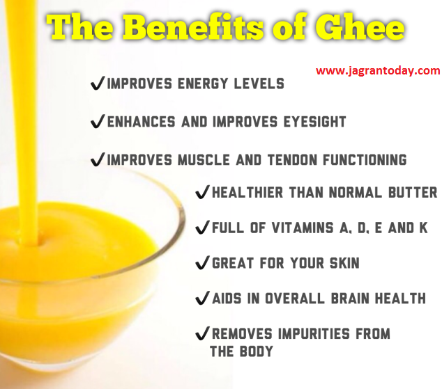 Amazing Incredible Cow Ghee