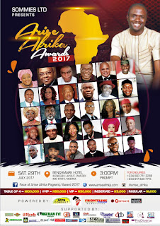 Owerri Are you Ready? Face of Arise Afrika Pageant/ Awards 2017 4