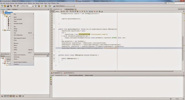 jasper reports netbeans tutorial pdf