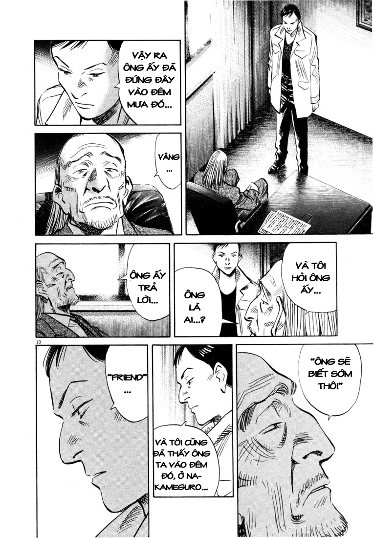 20th Century Boys chapter 165 trang 10