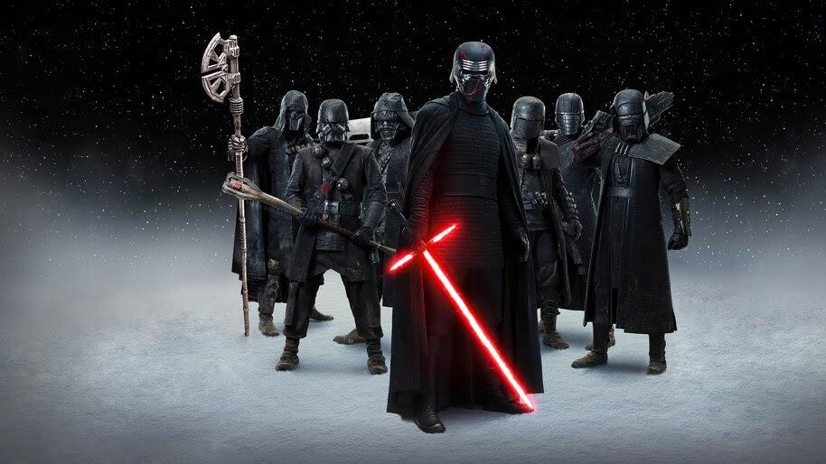 Knights of Ren, Star Wars The Rise of Skywalker, 4K, #5.1457