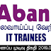Vacancy In Abans   Post Of - IT Trainees