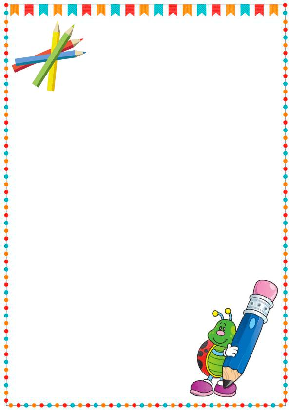 Caratulas de cuadernos para niños y  niñas de inicial estilo fiesta