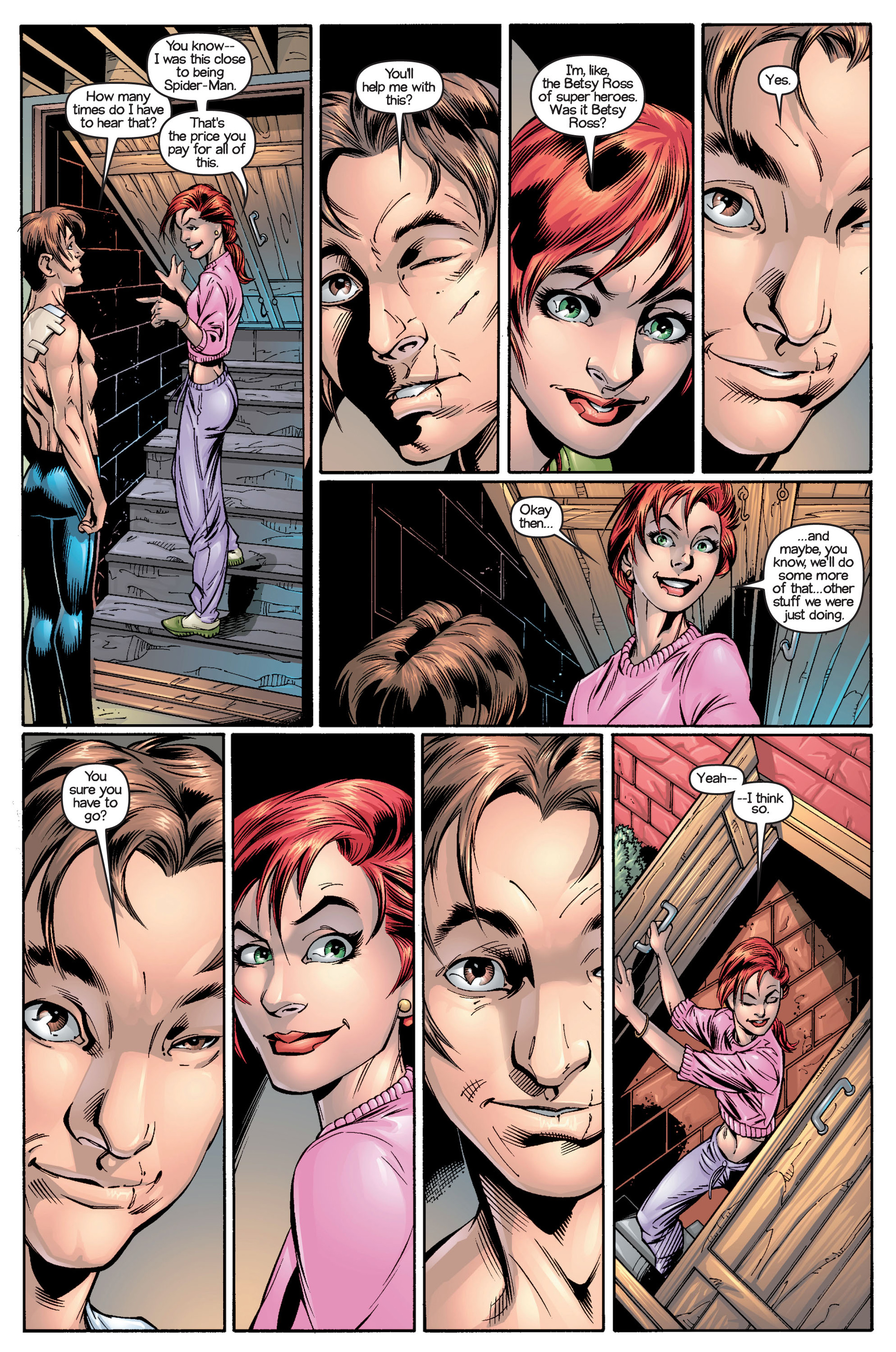 Read online Ultimate Spider-Man (2000) comic -  Issue #18 - 17