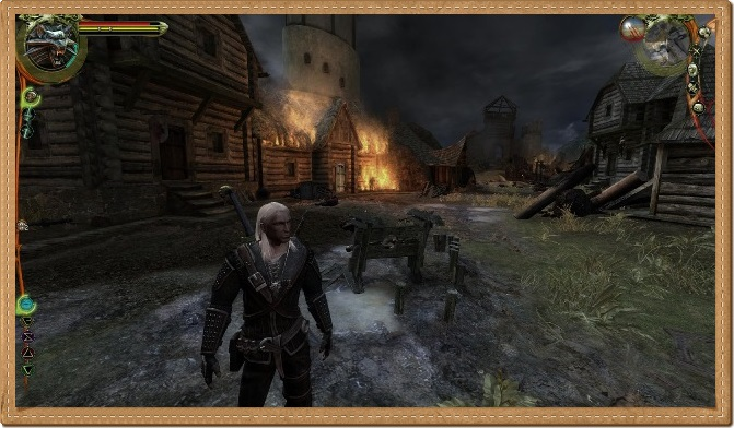 The Witcher 1 PC Games Gameplay