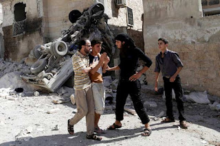 perang syria