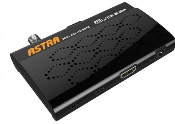 احدث سوفت وير لجهاز Astra 7000 Ace HD MINI