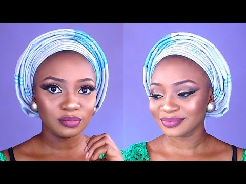 Download tutorial video how to tie butterfly gele one million want to learn how to tie a perfect butterfly gele in one million pleats hit the download link now to download the video for free ccuart Gallery