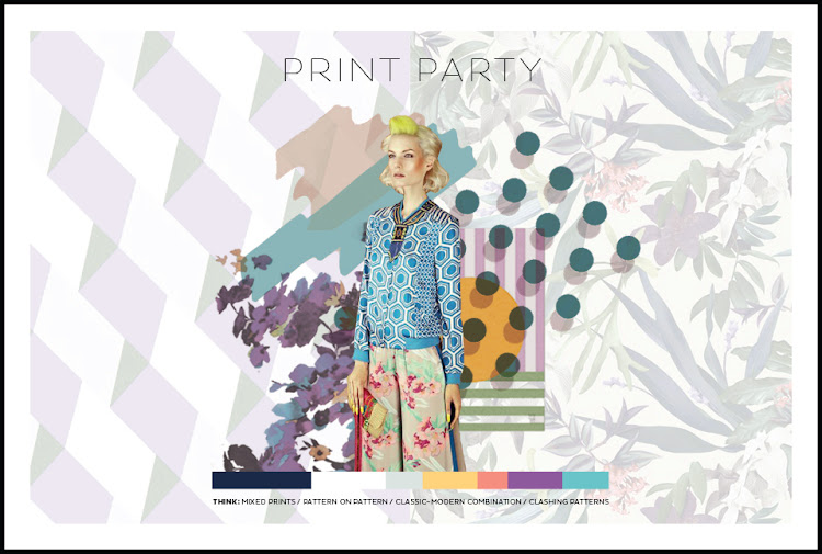 DESIGN COMPETITION // FRONT ROW SOCIETY - PRINT PARTY