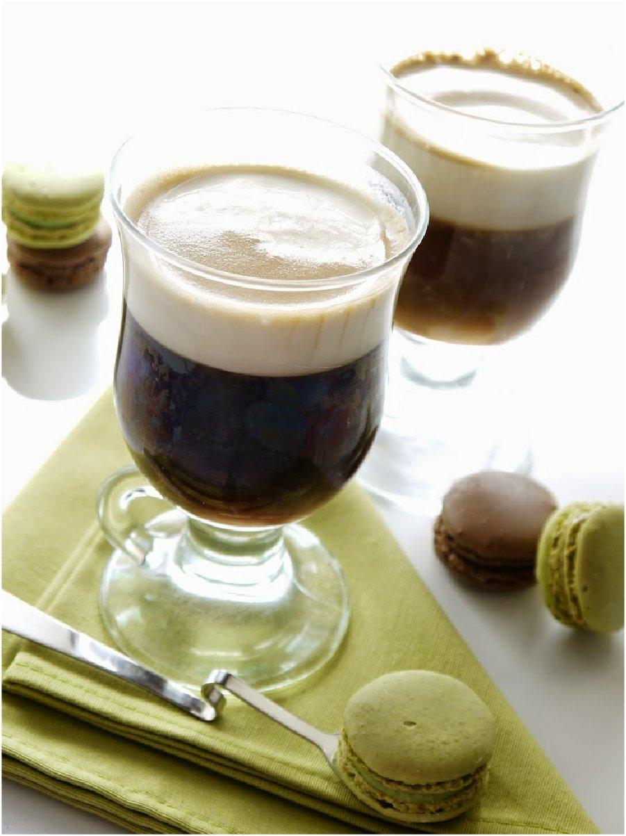 Recette Irish Coffee
