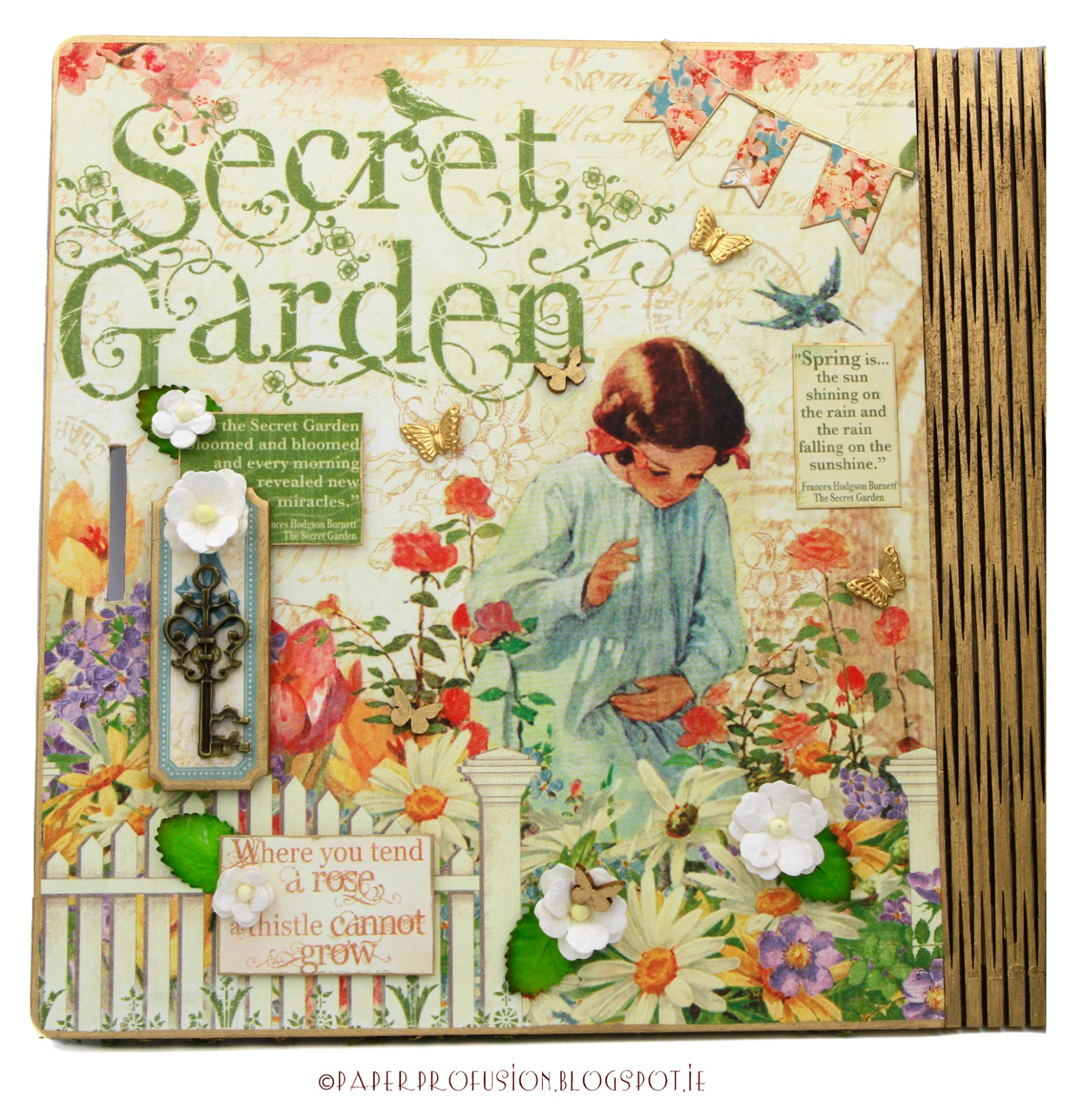 the secret garden essays 227 quotes from the secret garden: 'if you look the right way, you can see that the whole world is a garden.