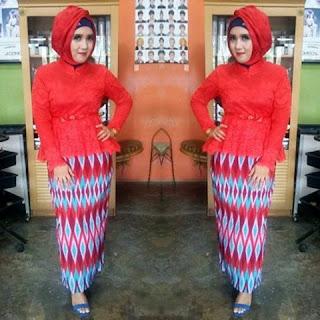 Model Baju Kebaya Muslimah Modern dan Cantik