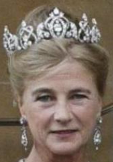 Diamond Tiara Duchess of Wellington Antonia Wellesley