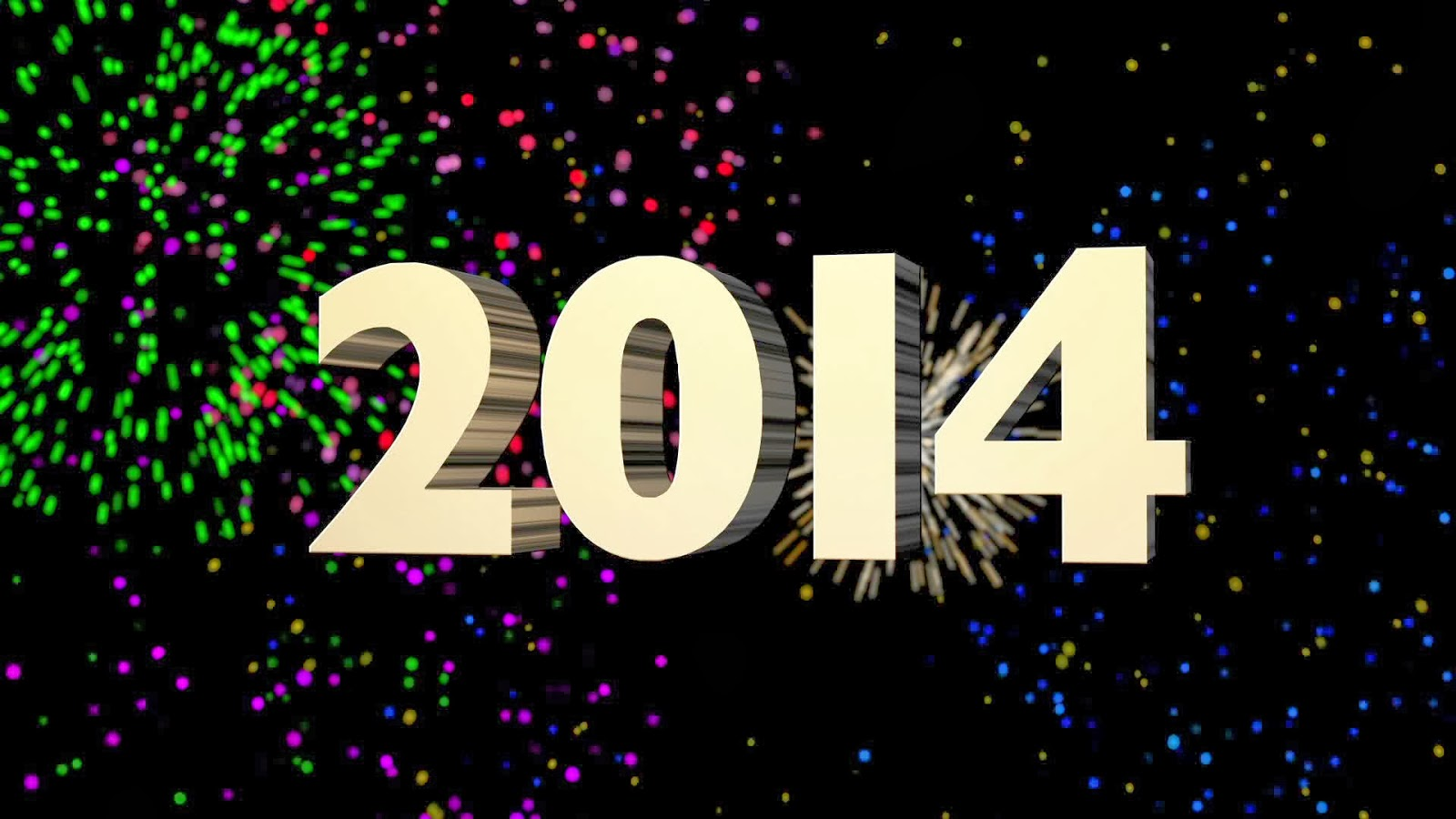 Happy New Year 2014 Wallpaper Hd Download For Free
