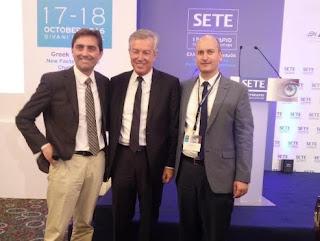 Κ. Καρπέτας: Στρατηγικός στόχος η ενίσχυση του Τουρισμού μέσω αναπτυξιακών πολιτικών - Η Περιφέρεια Δυτικής Ελλάδας στο 15ο Συνέδριο του ΣΕΤΕ