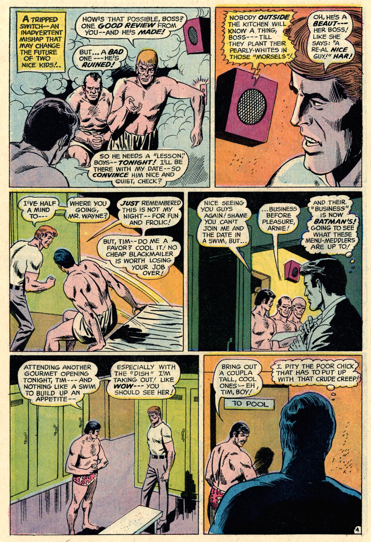 Detective Comics (1937) 391 Page 5