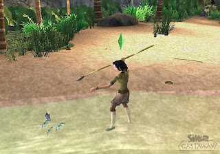 The Sims 2: Castaway (PS2) 2007