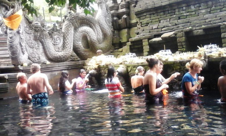 Tirta Empul Tampak Siring Holy Spring Water Temple - Gianyar Bali Hindu Temple, Holidays, Tours, Attractions