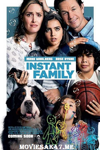Instant Family (2018) WEB-DL 480p 720p 1080p English Full Movie Download HD