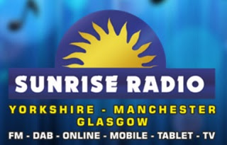Sunrise Radio YorkShire Hindi FM Live Streaming