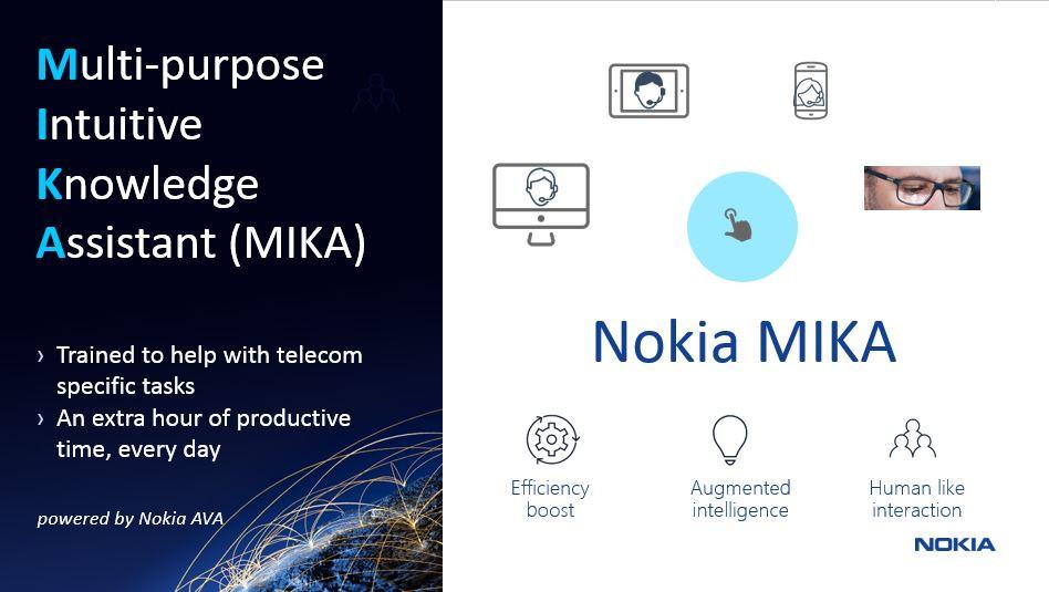 Nokia MIKA