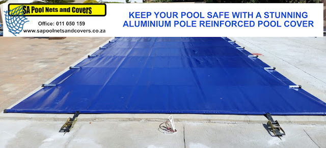 Swimming Pool Safety Cover (Reinforced) - SA Pool Nets and Covers