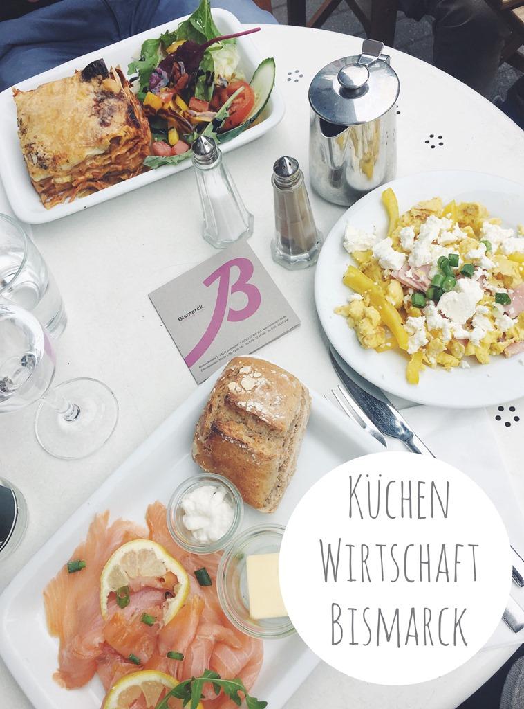 Küchen Wirtschaft Bismarck KWB Dortmund, Wochenendtrip Ruhrgebiet, Cafés und Bars in Dortmund, Kaiserstraßenviertel, ausgehen in Dortmund
