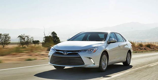 2017 Toyota Camry Hybrid Redesign