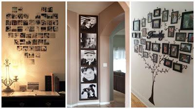 decorar-con-fotografías-paredes-en-el-hogar
