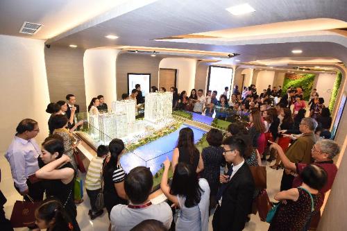 Thư mời dự lễ mở bán căn hộ ICID Complex