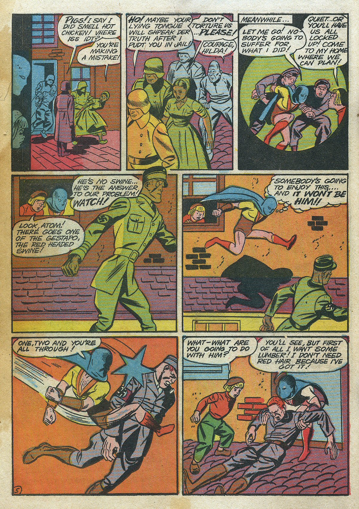 Read online All-Star Comics comic -  Issue #14 - 24