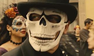 Spectre skull mask