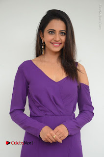 Actress Rakul Preet Singh Latest Stills in Beautiful Long Dress  0049.JPG