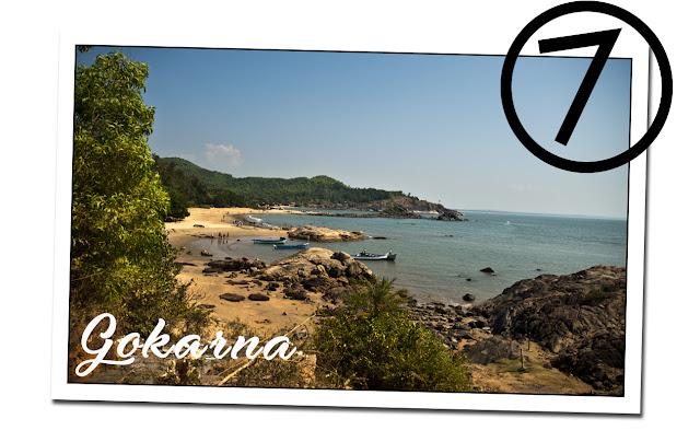 Om Beach,Karnataka, India