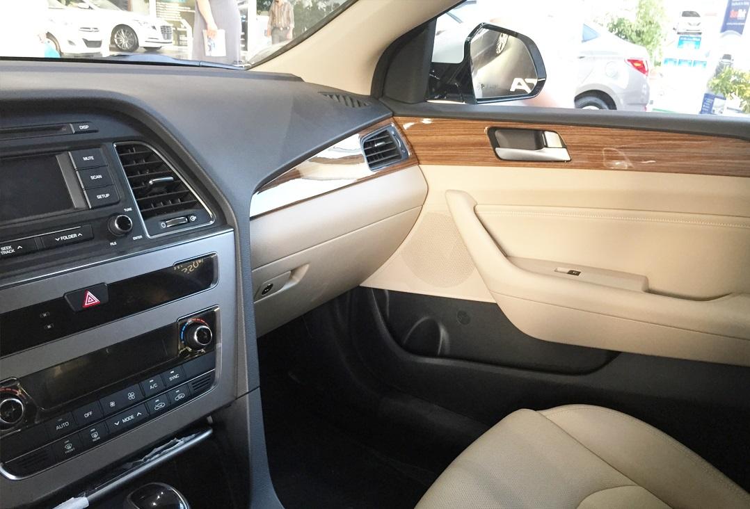 سيارة هيونداي سوناتا 2015