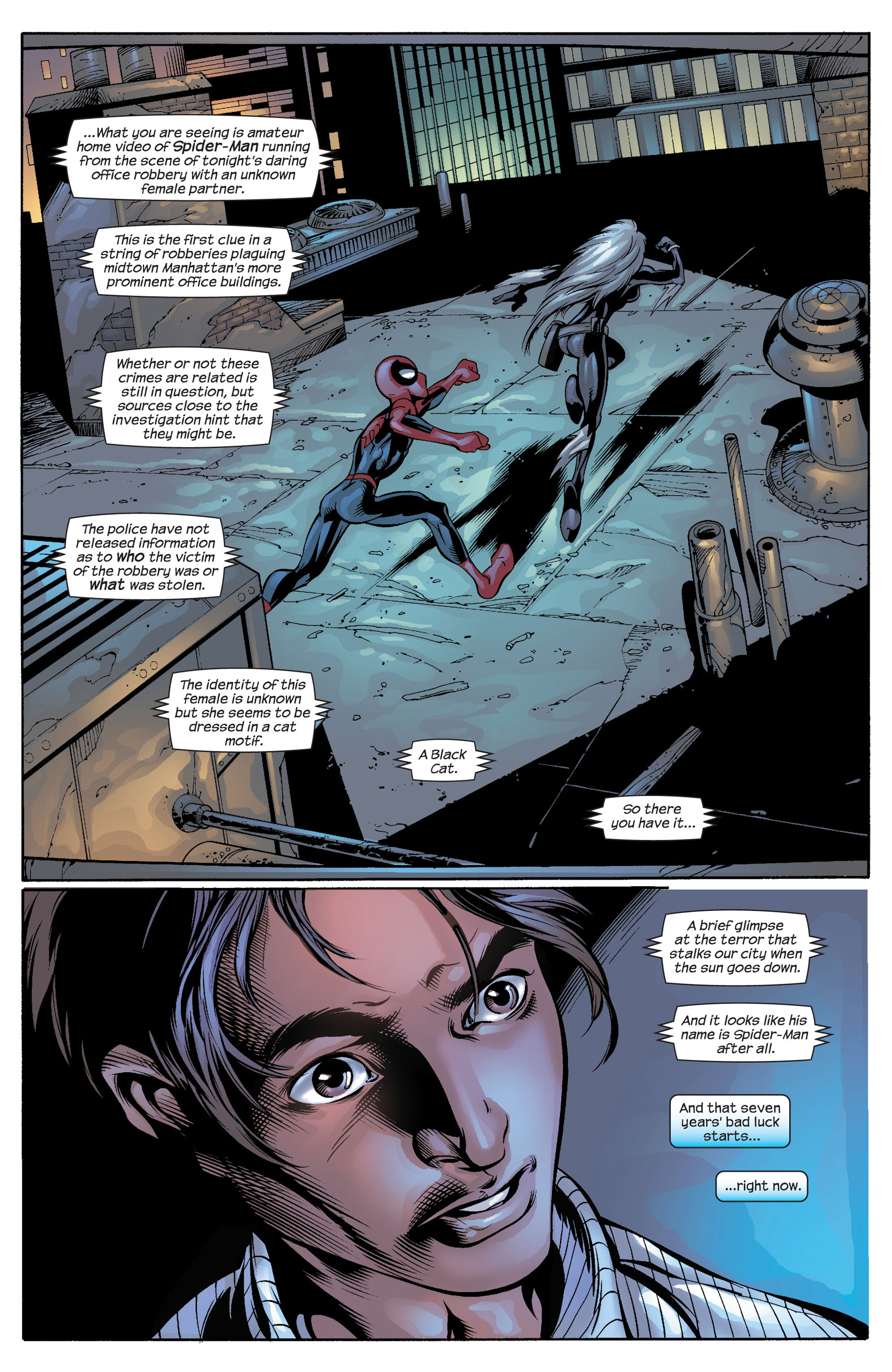 Read online Ultimate Spider-Man (2000) comic -  Issue #50 - 35