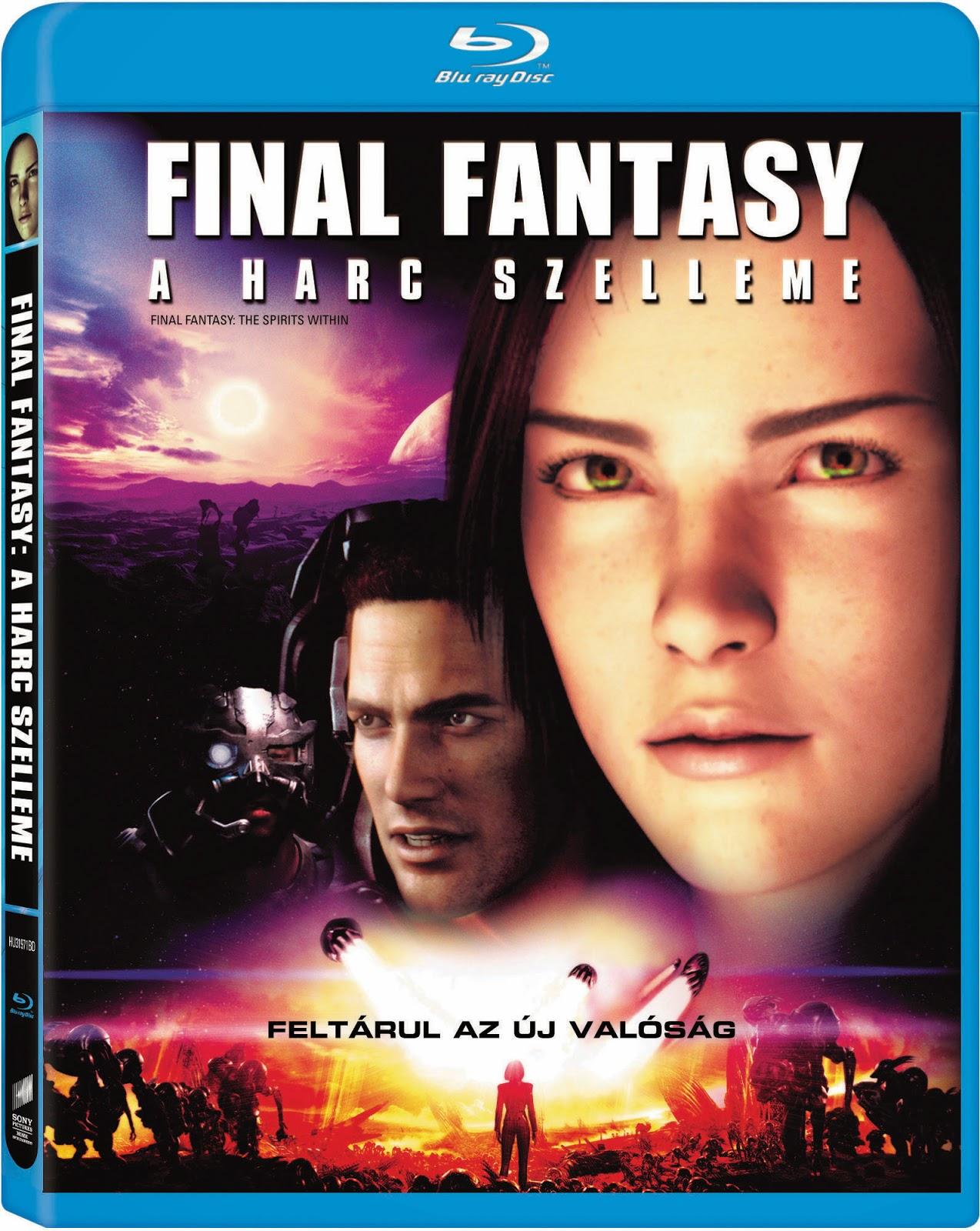 Final Fantasy: A harc szelleme /teljes film/