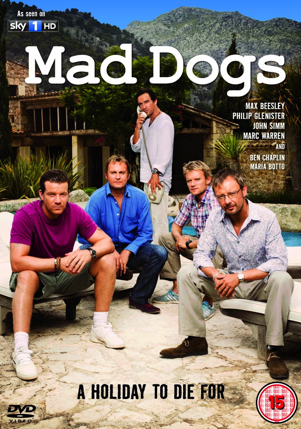 Mad Dogs Serie