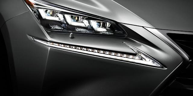 Hệ thống chiếu sáng ban ngày hình chữ L trang nhã cùng với 3 bóng đèn LED tạo nên vẻ đặc trưng không thể nhầm lẫn