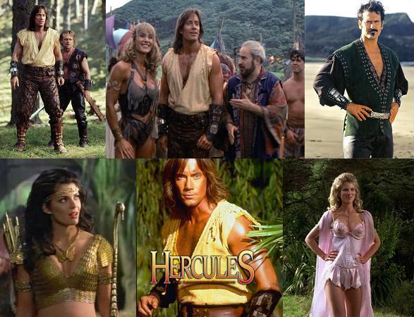 Herkules sorozat