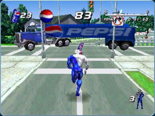 Pepsi-Man PS1