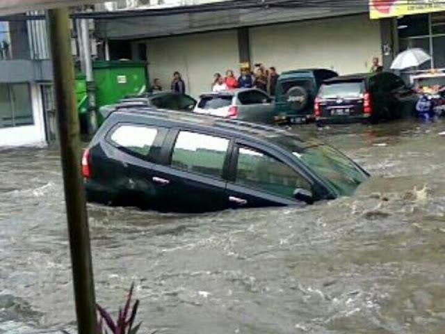 Banjir Pasteur Bandung