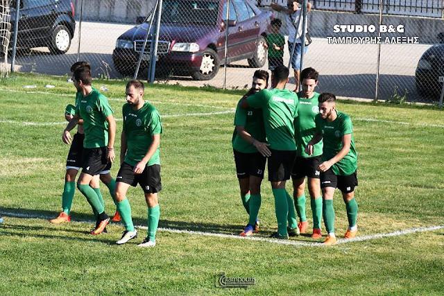 Νίκη με σκόρ 3-0 για τον Παναργειακό απέναντι στον ΠΑΣ Κόρινθος