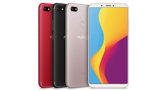 y'all volition last able to unlock this smartphone amongst the fingerprint sensor in addition to seem upwards recogniti Nubia novel Mobile ZTE Nubia V18 is worth to buy?