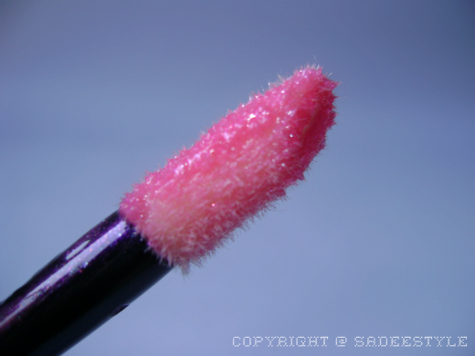 Rimmel London new vinyl max lip gloss wand