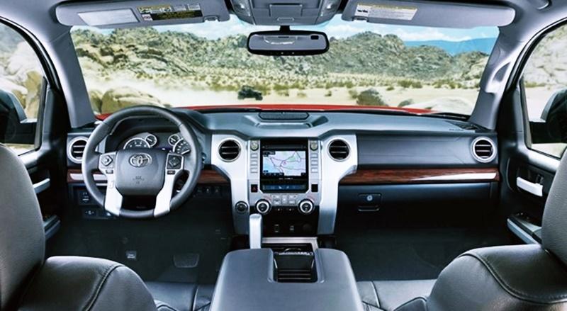 Toyota Tundra 2018 Trd Pro Car Model