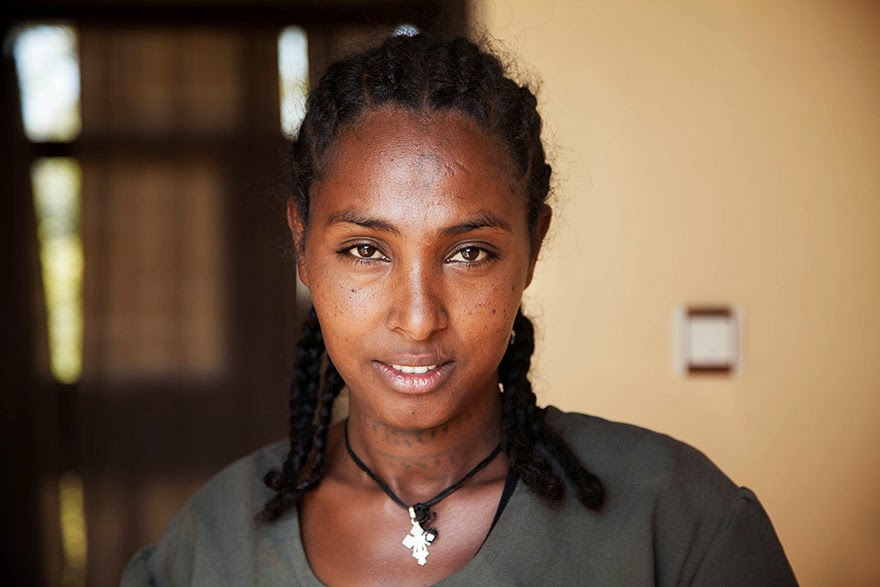 Ethiopia - I Photographed Women From 37 Countries To Show That Beauty Is Everywhere