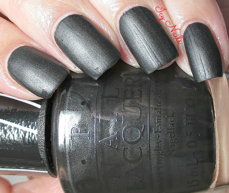 OPI and Gwen Stefani | 4 in the Morning Swatch notesfrommydressingtable.com
