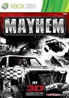 Mayhem 3D (X-BOX360) 2011