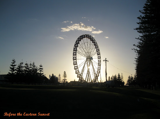 Fremantle City Ferris wheel